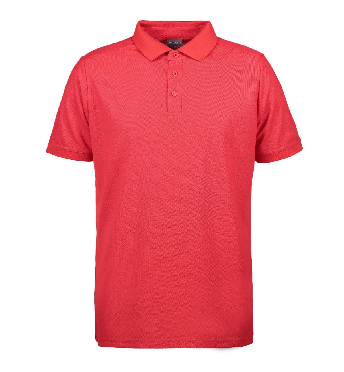 Funktionelles Herren Polo_Rot_03G21006