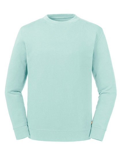 Pure Organic Reservible Sweat Aqua