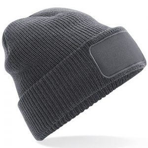 Thinsulate Patch Beanie Graphit