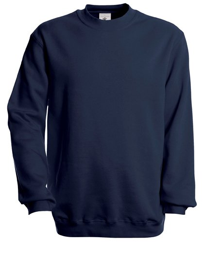 01BCWU600_Set In Sweat Pullover Navy
