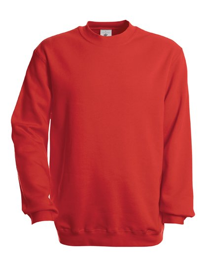 01BCWU600_Set In Sweat Pullover Rot